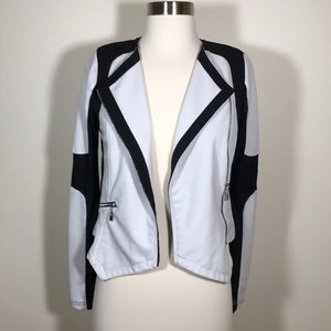 Windsor Moto mesh insert jacket size s small